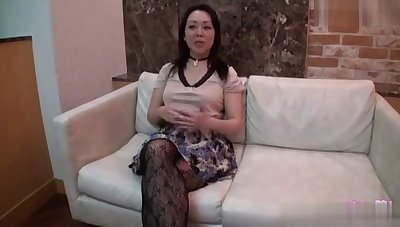 Hottest xxx video Japanese blue-pencil good-looking one