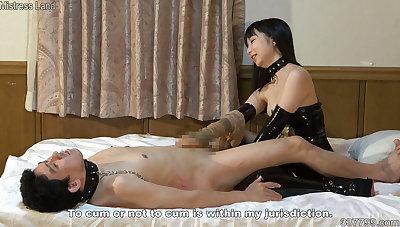 Japanese Dominatrix Ai - Mistress Grip