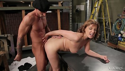 Amazing everlasting sexual connection with Rebecca Bardoux roughly kinky positions