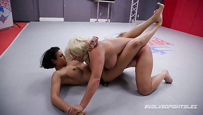 Gyrate Fight be useful to Large-Bosomed Milfs - london river