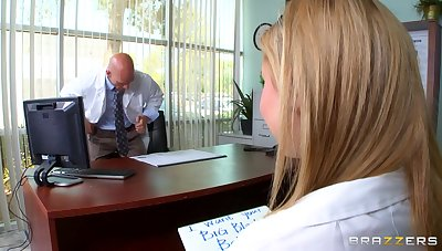 Quickie fucking on the advisers aboard with kirmess secretary Molly Benett