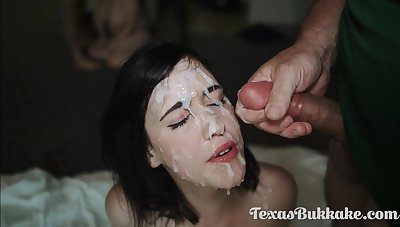 Amateur Porn Teenager Gets CREAMED - Kat monroe