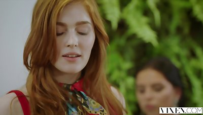 VIXEN Beautiful Redhead Jia Lissa Has Something In the matter of Prove