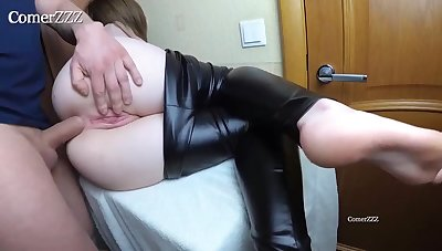 Inexperienced honey is screaming while obtaining boned in the butt with the addition of even hoping to get creampied